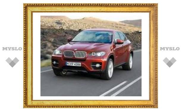 BMW X6 представят в январе следующего года