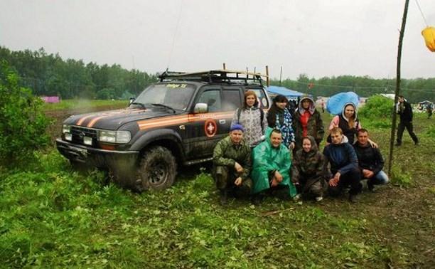 Поисковый отряд «Лиза Алерт» ищет волонтеров