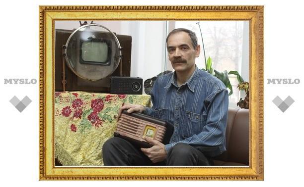 В Новомосковске под Тулой открыли музей радио