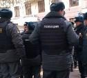 Полицейских обяжут нести службу в бронежилетах