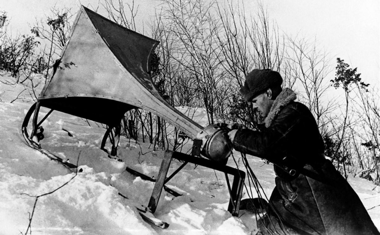 В годы Великой Отечественной войны туляки обеспечивали связь в рядах Советской армии