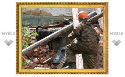 Под Тулой соревнуются спасатели