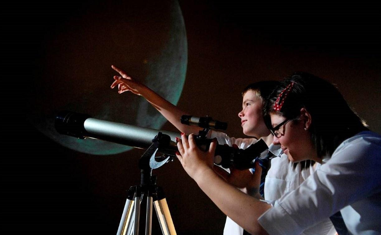 Юных туляков научат открывать новые звёзды