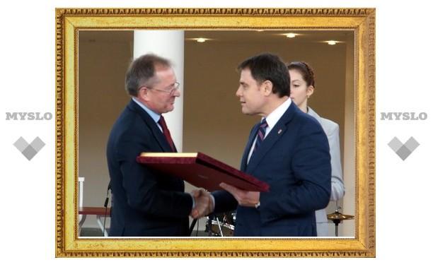 19 сентября оружейники получили государственные награды