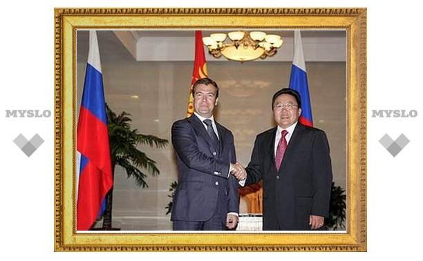 Россия и Монголия договорились о совместной добыче урана