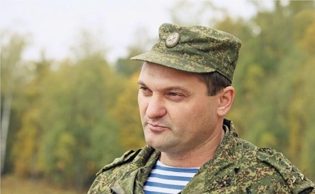 Командир 106-й дивизии Дмитрий Глушенков назначен на новую должность