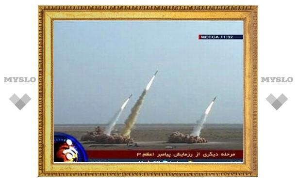 Иран испытал свою самую мощную баллистическую ракету