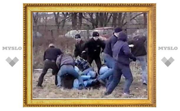 В Новомосковске задержаны участники массовой драки