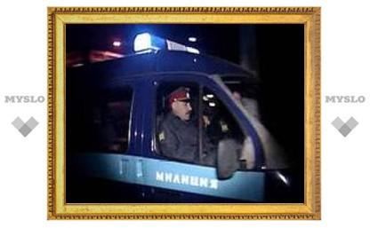 Пролетарские милиционеры лучшие в Туле