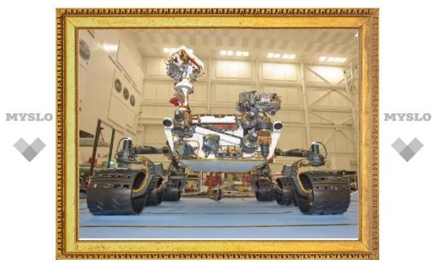 NASA на сутки отложило старт марсохода