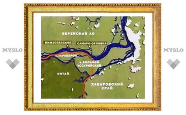 Россия и Китай закончили раздел островов на Амуре