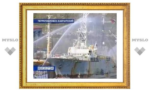 Причиной утечки аммиака в порту Петропавловска стала изношенность оборудования