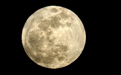 23 июня Луна станет больше и ярче
