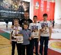 Тульские спортсмены заняли призовые места на турнире по смешанным единоборствам