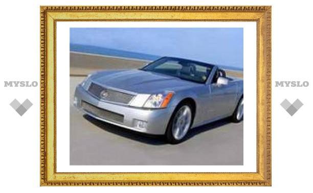 """Десять наименее продаваемых автомобилей класса """"люкс"""" в 2007 году"""