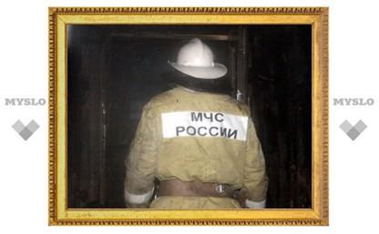 В Туле пожарные спасли 16 человек