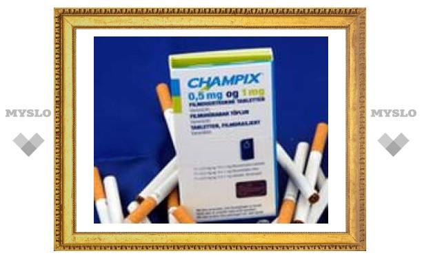 Британцы получат новую таблетку от никотиновой зависимости