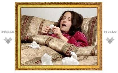 В России снизилась заболеваемость гриппом и ОРВИ