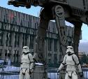 Персонажи «Звездных войн» вышли «патрулировать» улицы Тулы: видео
