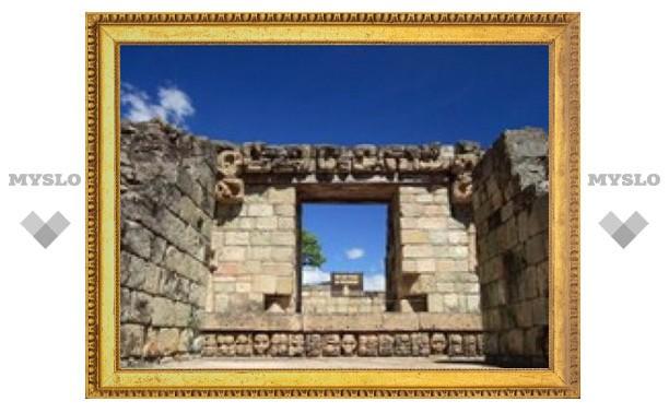 Гондурасские археологи нашли останки царя майя