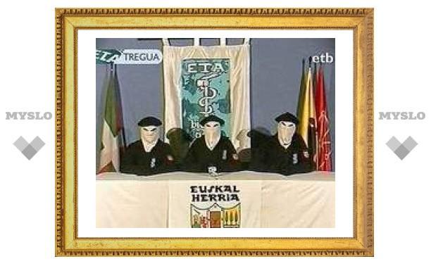 Баскская группировка EТА объявила Испании новую войну