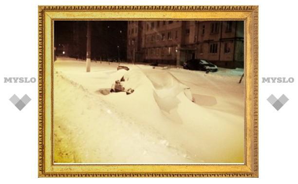 Такого снегопада... никогда не было и не надо?!
