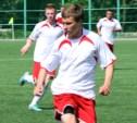 Новомосковский «Химик» одержал победу над «Ельцом»