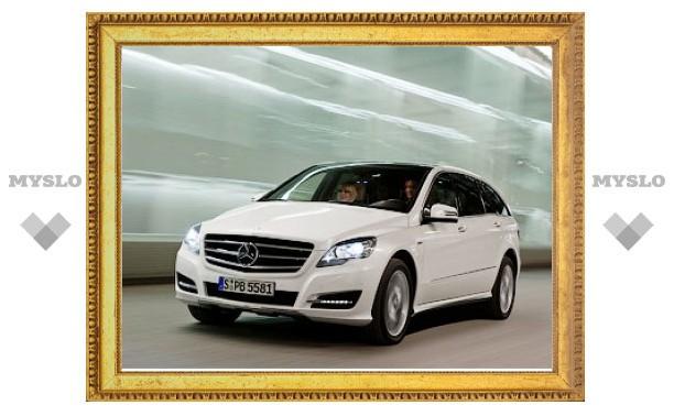 С августа автомобили Mercedes-Benz в России подорожают