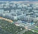 В Пролетарском округе Тулы построят жилой микрорайон