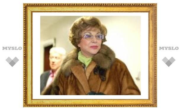 Эдита Пьеха в Тулу не приедет