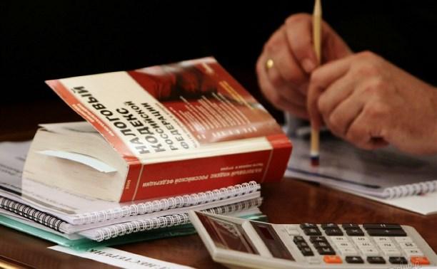 В Туле гендиректора предприятия, не платившего налоги, амнистировали