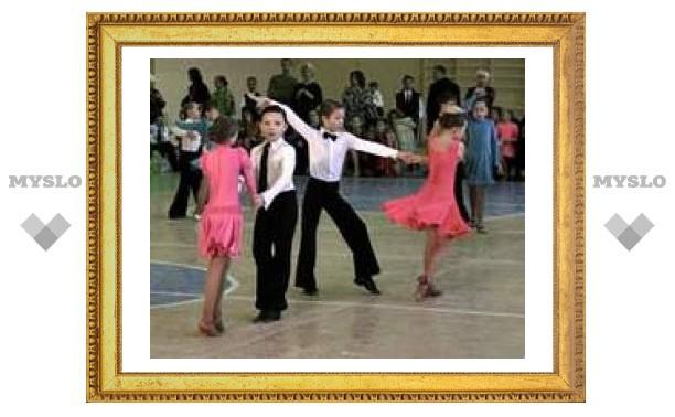 Лучшие танцоры живут в Щекино