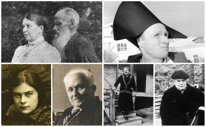 Люди Ясной Поляны. 100 лет знаменитому музею-усадьбе