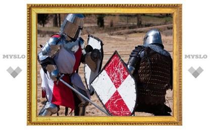 В Тульской области проходит «средневековый» фестиваль