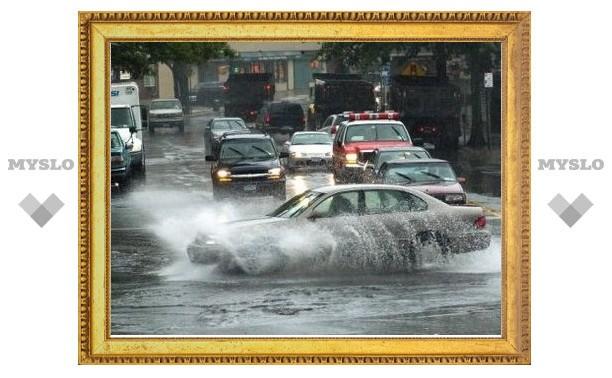 Сильного паводка в Туле не будет