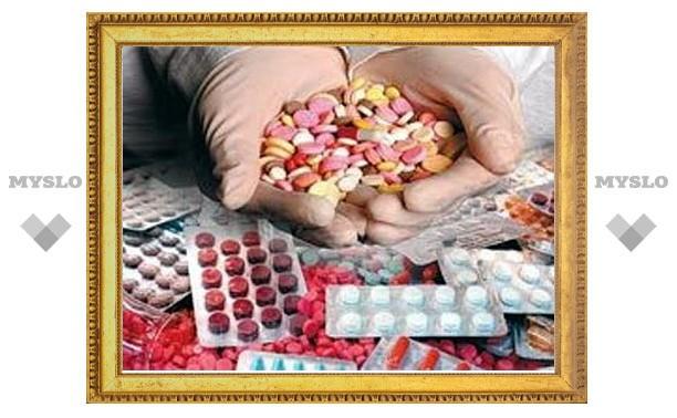 В больнице под Тулой «квасили» лекарства