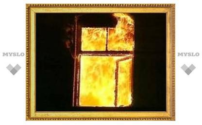 В Новосибирской области неизвестные сожгли дом священника