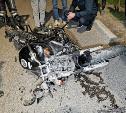 На ул. Октябрьской в Туле в жутком ДТП погиб мотоциклист