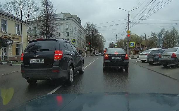 «Накажи автохама»: торопыге на Chevrolet нужнее!