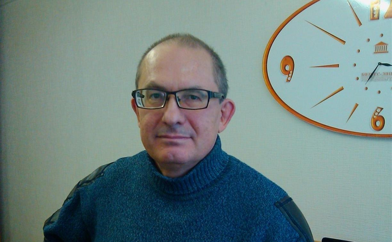 Туляков приглашают на встречу с писателем Олегом Хафизовым
