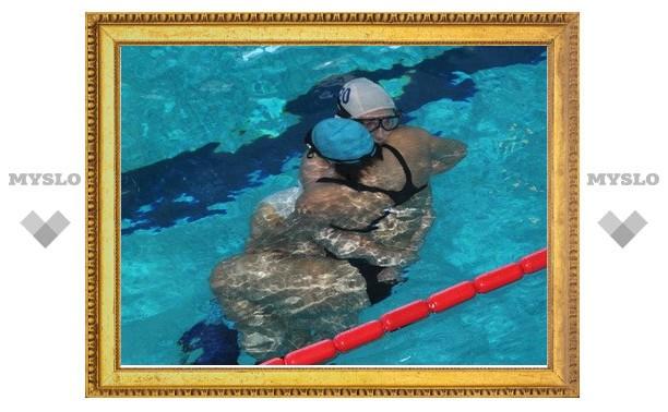 Туляки побороли всех под водой
