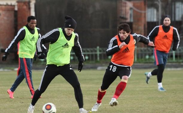 Канониры подходят к матчу против «Зенита-2» в рабочем настроении