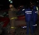 В Кимовске пьяный водитель протаранил иномарку