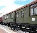 На Московском вокзале откроется новая железнодорожная экспозиция