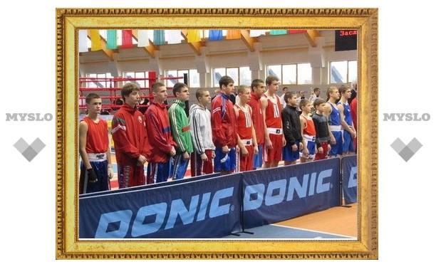 Тульские боксеры привезли два серебра из Белоруссии