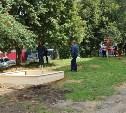 «Экопатруль» благоустроил двор в Киреевске