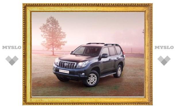 Объявлено о старте продаж в России дизельного Toyota Land Cruiser Prado