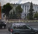 С 17 июля в Туле запретят разворот на проспекте Ленина