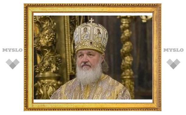 Патриарх Кирилл начинает десятидневный пастырский визит на Украину