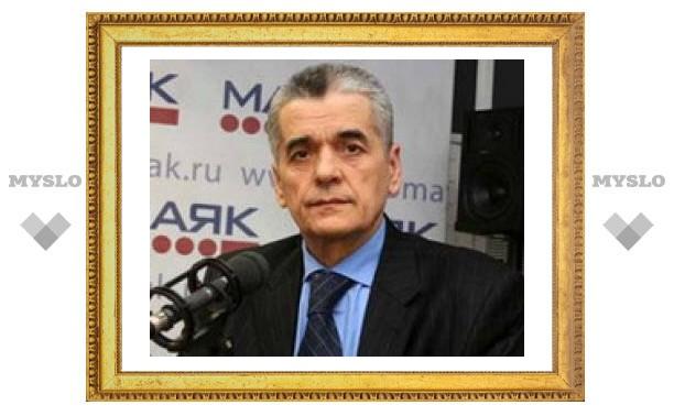 Онищенко: заболевание в Хакасии не связано с китайским энтеровирусом